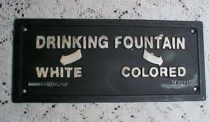 drinking fountain colored