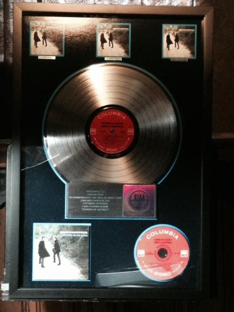SOS RIAA AWARD