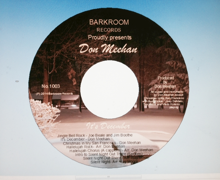 it s december cd photo